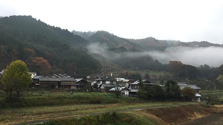 能勢東郷へのアクセス