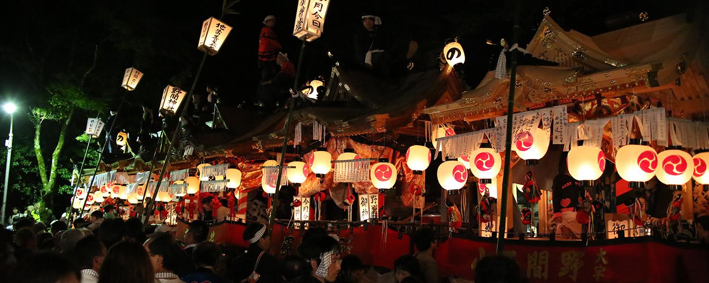野間神社例大祭