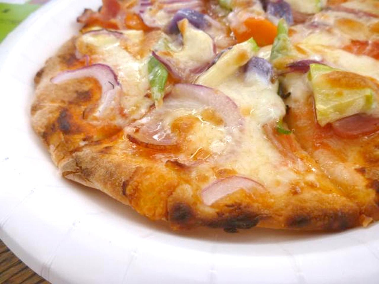 けやきpizza