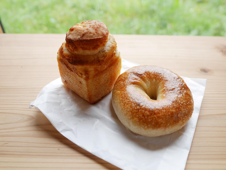 「ふくくる」さんのパンをTOGO